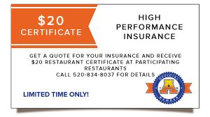 High Performance Insurance