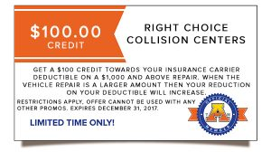 Right Choice Collision Centers
