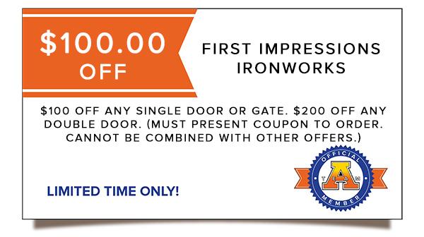 First Impression Ironworks Inc Tucson A List