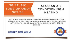 Alaskan Air Conditioning and Heating