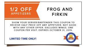 Frog and Firkin